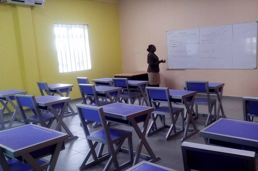Confortable Classroms